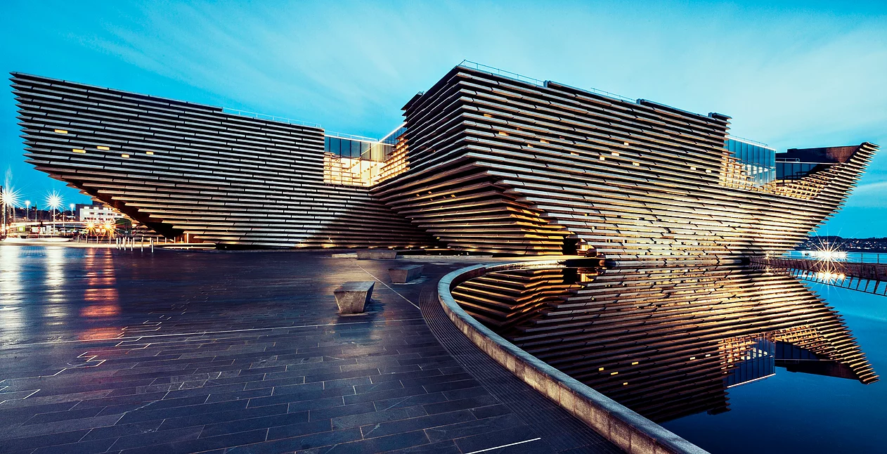 V&A Dundee - Dundee Tourist Action Group